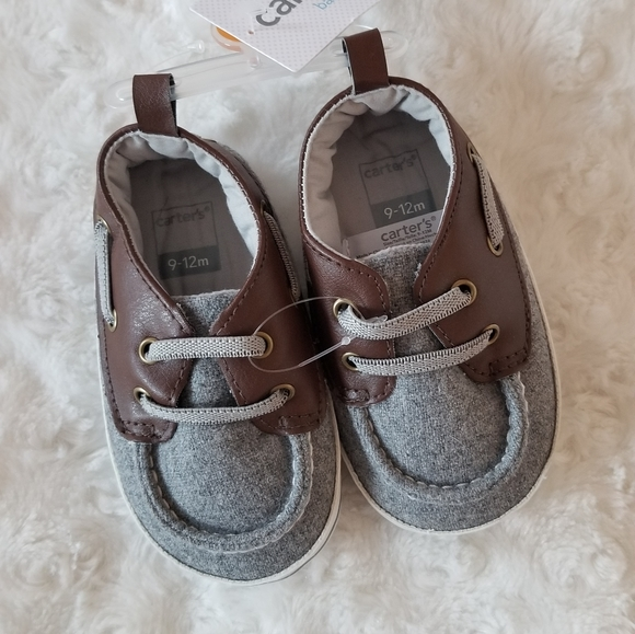 carter's baby shoes